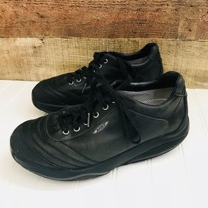 MBT Leather Sneakers